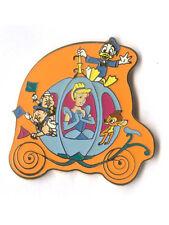 Japan - 100 Years of Magic - Pin #2 Cinderella Donald Duck Bambi 3 little pigs