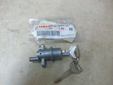NEW OEM SEAT LOCK ASSEMBLY FOR YAMAHA 2001 2002 2003 2004 2005 VINO 50 SCOOTER