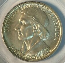 1936 S Boone PCGS MS64 Commemorative US Half Dollar 50C