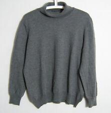 Details zu neuw. MILANO Gr. 46 S Pullover Merinowolle Pulli Rolli Rollkragenpullover Merino