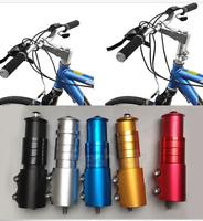 1PC MTB Bike Handlebar Riser Head Up Adapter Mountain Bicycle Fork Stem Extender