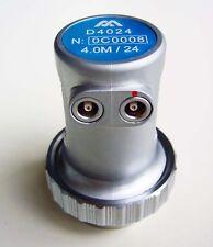 NDT 4MHz / 24mm F12 Dual Element Ultrasonic Transducer Equality Krautkramer SEB4