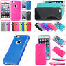 Housse Etui Coque Silicone S Line Gel Souple Apple Serie iPhone 6 Plus 5 5S 4 4S