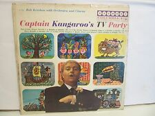 Bob Keeshan With Orchestra And Chorus - Captain Kangaroo's TV Party - USA - G/G