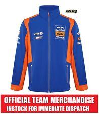 Red Bull KTM Tech3 MotoGP Racing Official Team Soft Shell Jacket Coat - Genuine