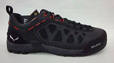 Salewa Mens Firetail 3 GTX Hiking Shoes 63445 Blackout/Papavero Size 13