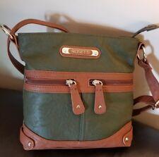 NEW Cross Body Purse Handbag Sage NWT