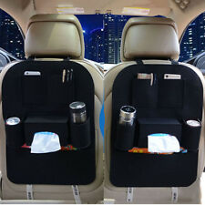 Tidy Auto Car Back Seat Multi Pocket Storage Organizer Tissue Holder Bag Hot