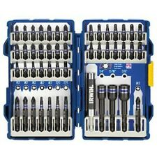 Irwin Tools 1840392 47-Piece Impact Screwdriver Bit Set - NEW - Free Shipping