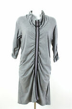 AIRFIELD Kleid Gr. L / 40 Jersey Shirtkleid Freizeitkleid Casual Dress Robe