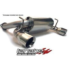 Tanabe Medalion Touring Cat-Back Exhaust 2003-2008 For Nissan 350Z T70063