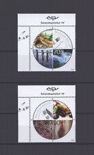 ICELAND, EUROPA CEPT 2005, GASTRONOMY with MARGINS, MNH