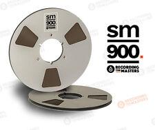 """RTM SM900 1/4"""" x 2500' REEL TO REEL TAPE ALUMINUM REEL BEST PRICE!! RMGI"""