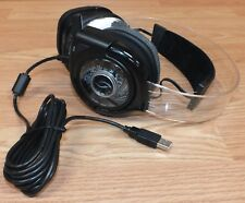 *REPLACEMENT* Genuine Afterglow (PL-9929R) Black Wireless Headphones & USB Cord
