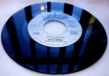 Della Reese Don't You Know / Not One Minute More 1959 R&B 45RPM New Reissue  NM
