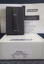 Schlage SXF1500D-P Multi-Technology Card Reader Access Control Black