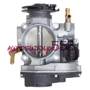 06A133066E Throttle Body Valve TBI With Cruise Control For VW Beetle Golf Jetta