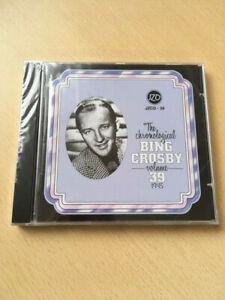 BING CROSBY-THE CHRONOLOGICAL-1945 (VOL 39)-NEW- CD ALBUM-Ref 2036