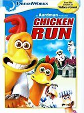 Chicken Run (Dvd) New & Sealed.