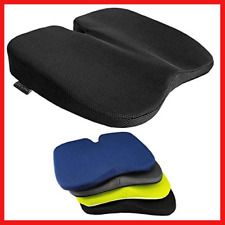 Medipaq Freedom Wedge Cushion - Great for Coccyx Relief, Lumbar Support, Back in