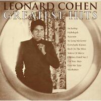 Leonard Cohen - Greatest Hits (1LP 180g Vinyl) 2018 Columbia