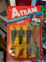 Original a-team figures mosc