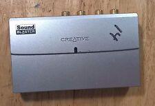 Creative Labs Sound Blaster SB0270 Analog Digital USB Interface SB 270 Used