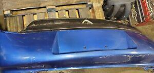 2004-2008 MAZDA RX-8 REAR BUMPER COVER(OXIDIZED)
