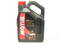 Motul 7100 4T 10W-40 4-Stroke Fully Synthetic Engine Motorcyle Oil (4L=4.2 QT)