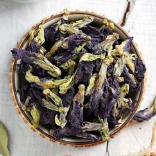 250g 100% Dried Blue Butterfly Pea Tea Flower Pure Organic Natural Blue Drink