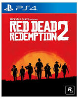 Brand New Red Dead Redemption 2 - PlayStation 4 PS4 !! Sealed !!