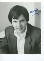 Christopher Durang Playwright Author Tony Nominee Signed Autograph Photo
