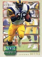 1993 Pro Set Jerome Bettis #PP9 Football Card