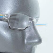 Frameless Invisible Length Multi Color Trim Petite Reading Glasses +1.50