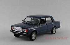 1:43 Russian legenda VAZ-2107 LADA & magazine №31 cars USSR
