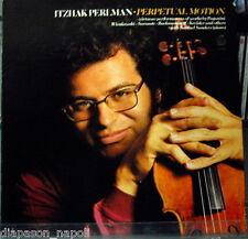 Perpetual Móvil / Itzhak Perlman, Samuel Sanders - Vinilo
