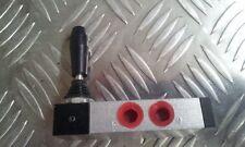 """5/2-Wege Pneumatik Handhebelventil G 1/4"""" Joystikschalter, ET4H210-08"""
