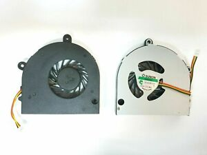 CPU Fan Ventilator For Laptop PC Toshiba Satellite L675D-S7016