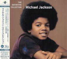 Michael Jackson - The Definitive Collection++UHQCD Japan Import+++++NEU++OVP