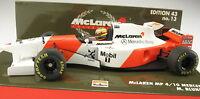 MINICHAMPS - F1 McLAREN Mercedes MP 4-10 - M Blundell - Marlboro - 1:43 no. 13
