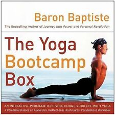 The Yoga Bootcamp Box : An Interactive Program to Revolutionize Your Life .. LN