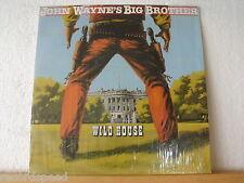 "★★ 12"" Maxi - WILD HOUSE - John Wayne´s Big Brother - 6:48 min - SHRINK Cond."