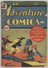 Adventure #53 August 1941 G/VG