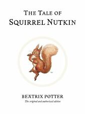 The Tale of Squirrel Nutkin (Peter Rabbit) New Hardcover Book Beatrix Potter