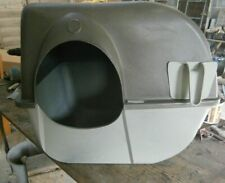 Omega Paw Self Cleaning Litter Box Large - Quick, Easy and Clean