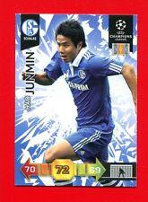 CHAMPIONS LEAGUE 2010-11 Panini 2011 - BASIC Card - JUNMIN - SCHALKE 04