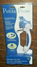 Dritz Petite Press Portable Mini Iron with 4 Temp Settings - Model 29500
