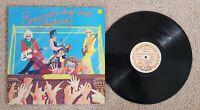 SKYHOOKS - EGO IS NOT A DIRTY WORD - OZ PRESS MUSHROOM LABEL LP - 1975