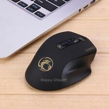 2.4 GHz 10m Transmission Distance USB 3.0 Wireless Mouse with Adjustable DPI New