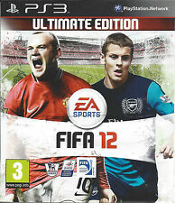 FIFA 12 for Playstation 3 PS3